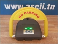Barrière Parking PAK125FR